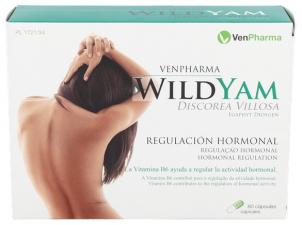Wild Yam 80 Capsulas Vendrell