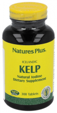 Yodo Algas Kelp 300 Comprimidos Nature'S Plus
