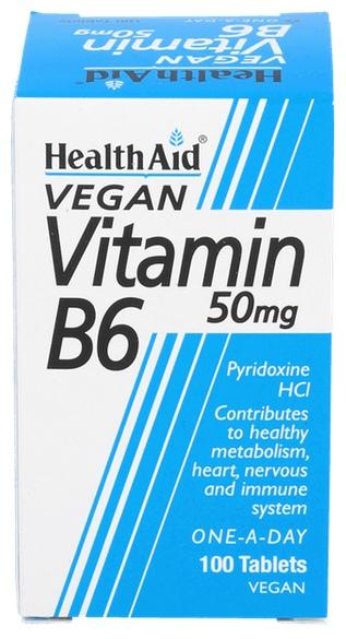 Vitamina b6 100 mg para que sirve